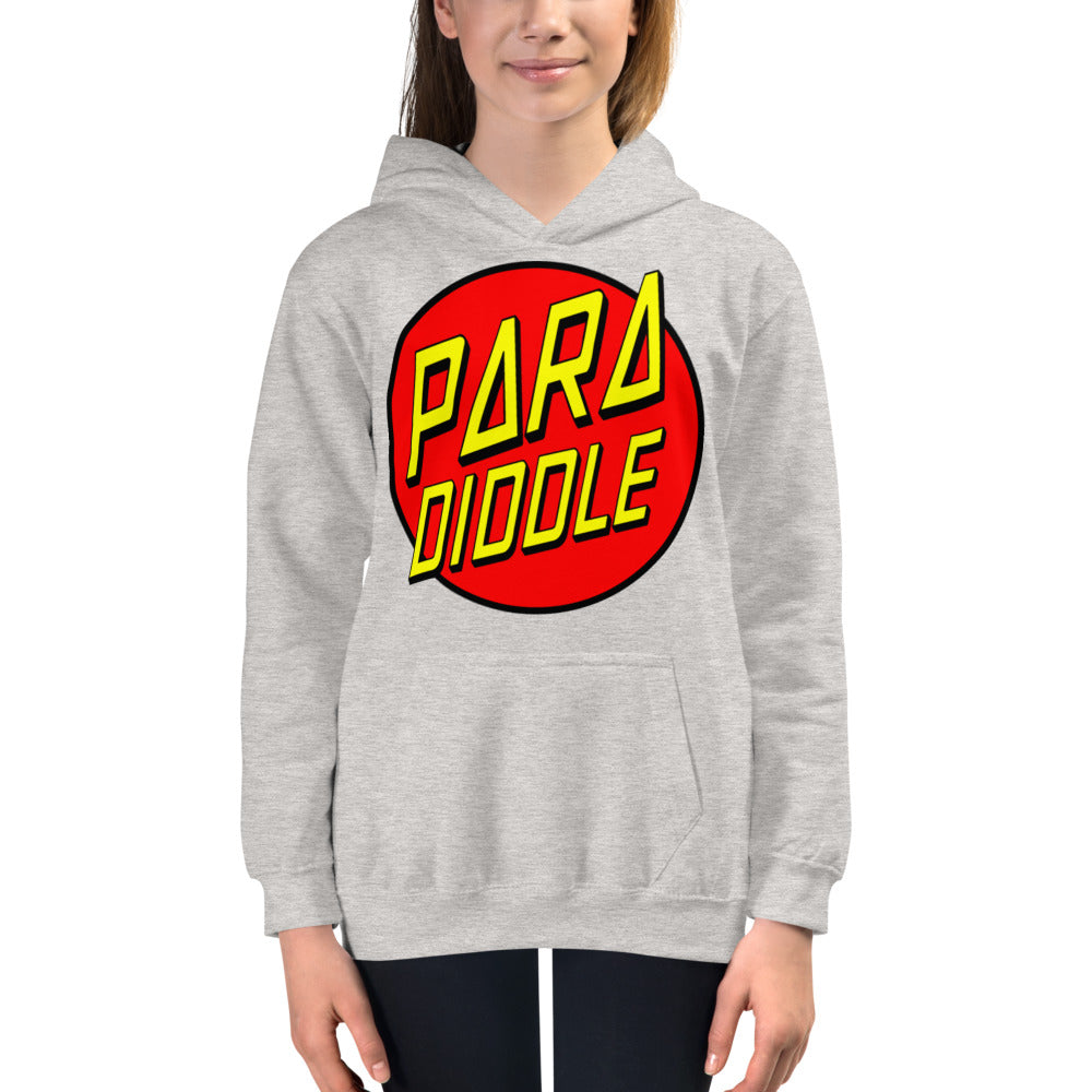 Para Cruz Kids Hoodie-Marching Arts Merchandise-Marching Arts Merchandise