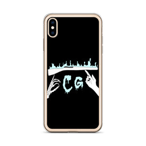 Rifle On Fire iPhone Case-Marching Arts Merchandise-Marching Arts Merchandise