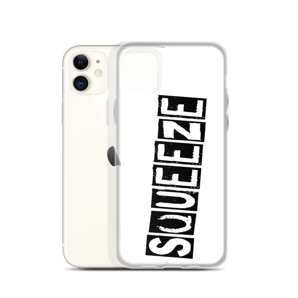 Squeeze iPhone Case-Marching Arts Merchandise-Marching Arts Merchandise
