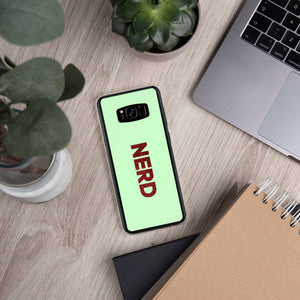Nerd Samsung Case-Marching Arts Merchandise-Samsung Galaxy S8+-Marching Arts Merchandise