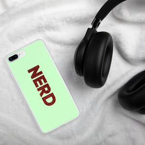 Nerd iPhone Case-Marching Arts Merchandise-iPhone 7 Plus/8 Plus-Marching Arts Merchandise