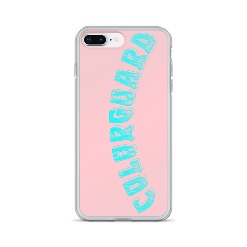 Color Guard iPhone Case-Marching Arts Merchandise-iPhone 7 Plus/8 Plus-Marching Arts Merchandise
