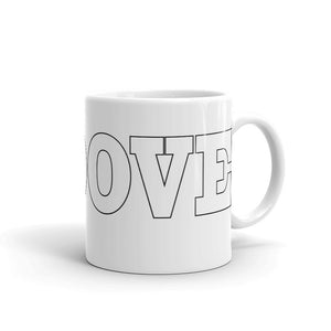Groove Mug-Marching Arts Merchandise-11oz-Marching Arts Merchandise