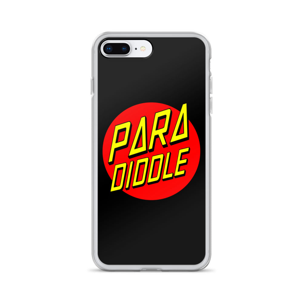 Para Cruz iPhone Case-Marching Arts Merchandise-iPhone 7 Plus/8 Plus-Marching Arts Merchandise