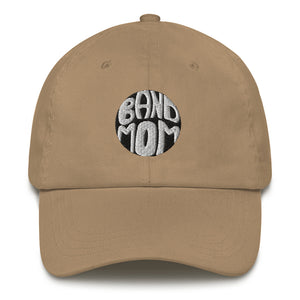 Retro Band Mom Dad Hat-Marching Arts Merchandise-Marching Arts Merchandise