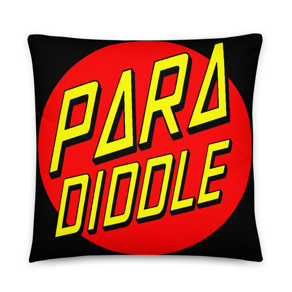 Para Cruz Pillow-Marching Arts Merchandise-Marching Arts Merchandise
