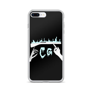 Rifle On Fire iPhone Case-Marching Arts Merchandise-iPhone 7 Plus/8 Plus-Marching Arts Merchandise