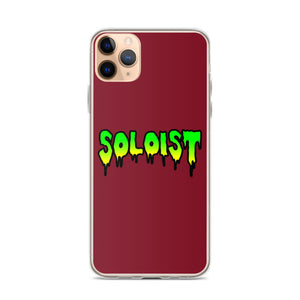 Soloist iPhone Case-Marching Arts Merchandise-iPhone 11 Pro Max-Marching Arts Merchandise