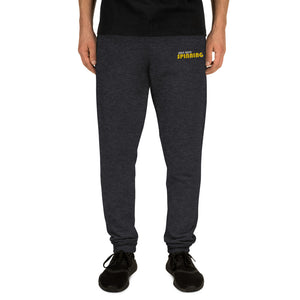 Just Keep Spinning Unisex Joggers-Marching Arts Merchandise-Marching Arts Merchandise