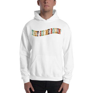 Rollin' Unisex Hoodie-Marching Arts Merchandise-Marching Arts Merchandise