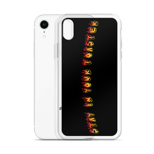 Stay In Your Toaster iPhone Case-Marching Arts Merchandise-Marching Arts Merchandise