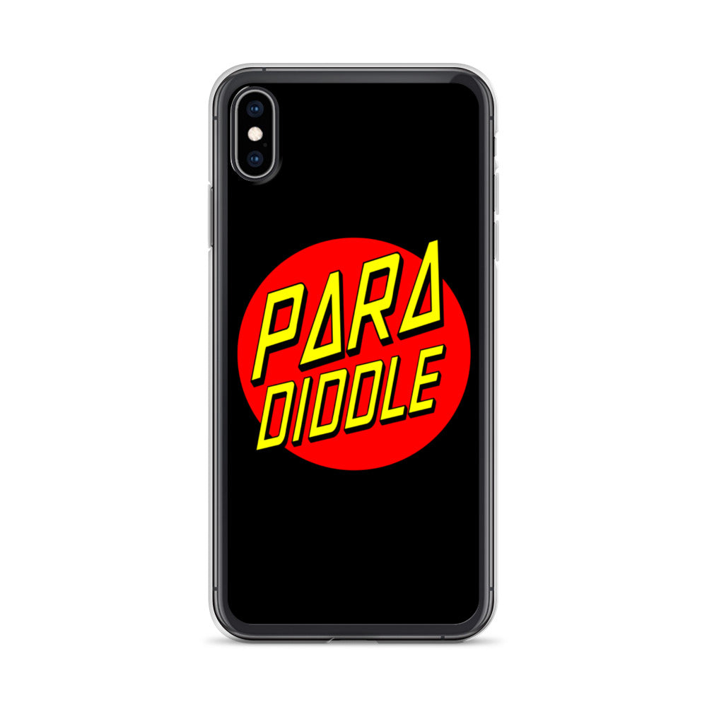 Para Cruz iPhone Case-Marching Arts Merchandise-iPhone XS Max-Marching Arts Merchandise
