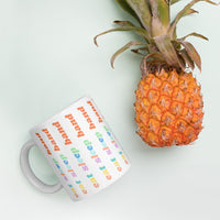 Eat Sleep Band Mug - Marching Arts Merchandise -  - Marching Arts Merchandise - Marching Arts Merchandise - band percussion color guard clothing accessories home goods