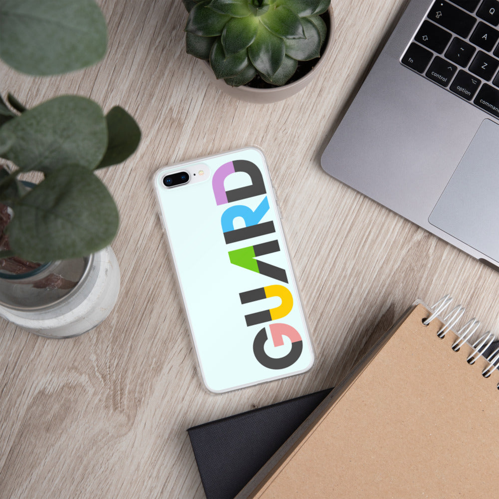 Color Block Guard iPhone Case - Marching Arts Merchandise