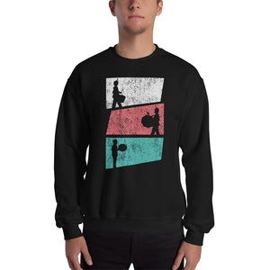 Marching Percussion Unisex Sweatshirt-Marching Arts Merchandise-Marching Arts Merchandise