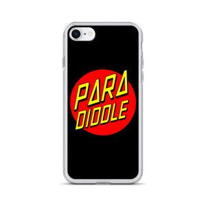 Para Cruz iPhone Case-Marching Arts Merchandise-iPhone SE-Marching Arts Merchandise