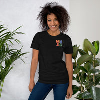 Retro Music Unisex T-Shirt - Marching Arts Merchandise -  - Marching Arts Merchandise - Marching Arts Merchandise - band percussion color guard clothing accessories home goods