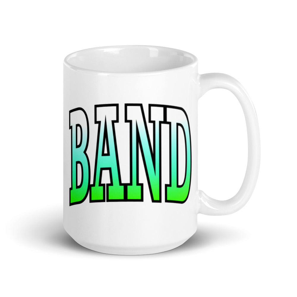 Ombre Band Mug-Marching Arts Merchandise-15oz-Marching Arts Merchandise