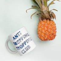 Anti Dropping Dropping Club Mug - Marching Arts Merchandise -  - Marching Arts Merchandise - Marching Arts Merchandise - band percussion color guard clothing accessories home goods