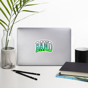 Ombre Band Bubble-Free Stickers-Marching Arts Merchandise-Marching Arts Merchandise