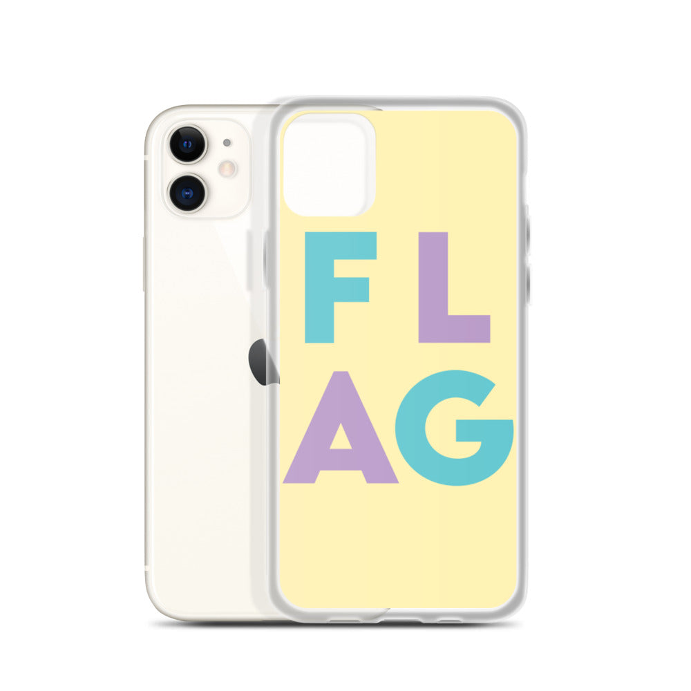 FLAG Block iPhone Case-Marching Arts Merchandise-Marching Arts Merchandise
