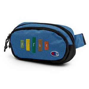 Retro Rifle Champion Fanny Pack-Marching Arts Merchandise-Marching Arts Merchandise
