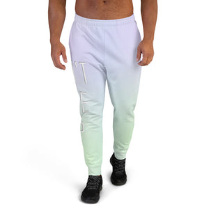 Don't Give Up Men's Joggers-Marching Arts Merchandise-XS-Marching Arts Merchandise