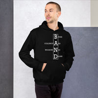 Crossword Unisex Hoddie - Marching Arts Merchandise -  - Marching Arts Merchandise - Marching Arts Merchandise - band percussion color guard clothing accessories home goods