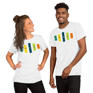 Retro Saber Short-Sleeve Unisex T-Shirt-Marching Arts Merchandise-Marching Arts Merchandise