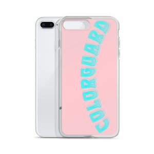 Color Guard iPhone Case-Marching Arts Merchandise-Marching Arts Merchandise