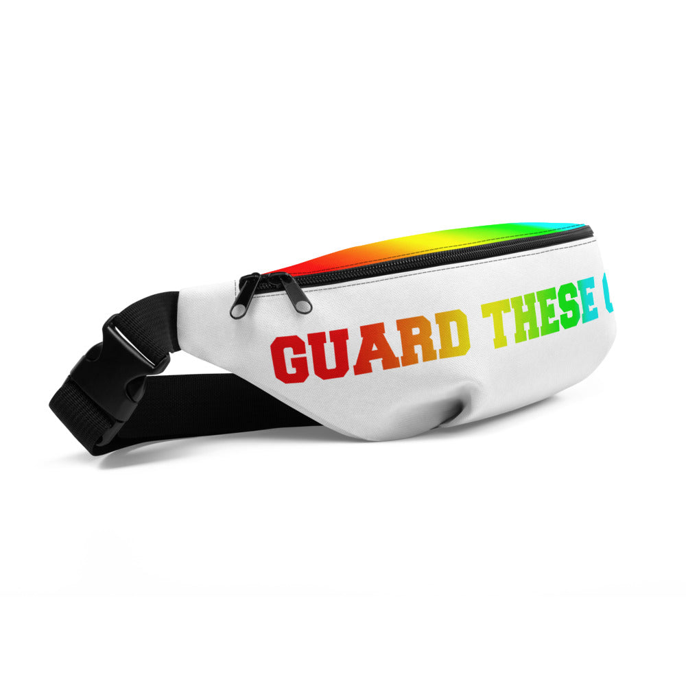 Guard These Colors Color Guard Fanny Pack-Fanny Pack-Marching Arts Merchandise-Marching Arts Merchandise
