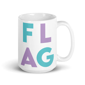FLAG Mug-Marching Arts Merchandise-15oz-Marching Arts Merchandise