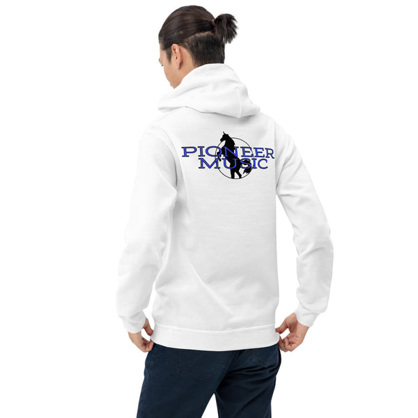 Pioneer Music Unisex Hoodie - Marching Arts Merchandise -  - Marching Arts Merchandise - Marching Arts Merchandise - band percussion color guard clothing accessories home goods