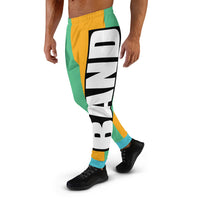Color Block Band All-Over Joggers - Marching Arts Merchandise -  - Marching Arts Merchandise - Marching Arts Merchandise - band percussion color guard clothing accessories home goods