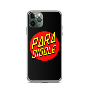 Para Cruz iPhone Case-Marching Arts Merchandise-iPhone 11 Pro-Marching Arts Merchandise