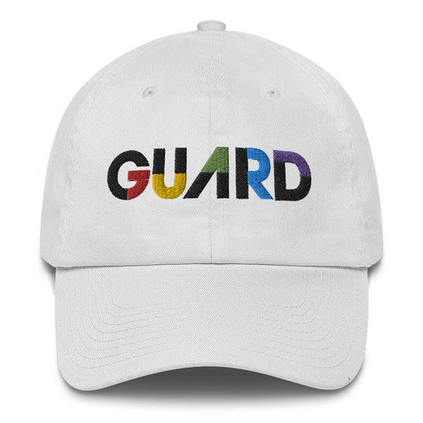 Color Block Guard Cotton Cap - Marching Arts Merchandise -  - Marching Arts Merchandise - Marching Arts Merchandise - band percussion color guard clothing accessories home goods