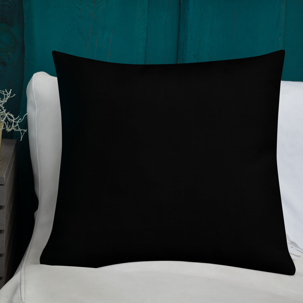 Live Forte Premium Pillow - Marching Arts Merchandise