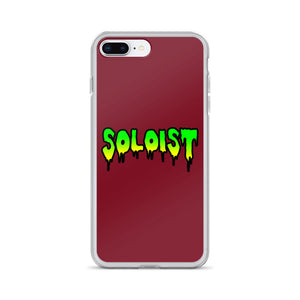 Soloist iPhone Case-Marching Arts Merchandise-iPhone 7 Plus/8 Plus-Marching Arts Merchandise