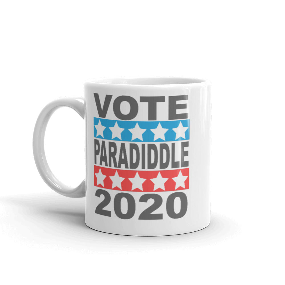 Paradiddle Mug-Marching Arts Merchandise-Marching Arts Merchandise