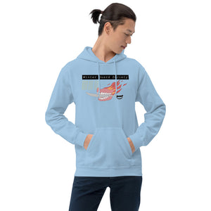 Winter Guard Saber Color Guard Unisex Hoodie-Marching Arts Merchandise-Marching Arts Merchandise