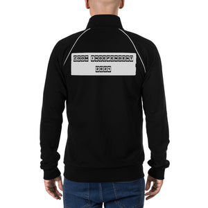 Zoom Independent Piped Fleece Jacket-Marching Arts Merchandise-Marching Arts Merchandise