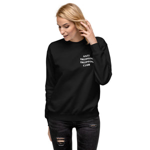 Anti Dropping Dropping Club Color Guard Unisex Fleece Pullover-Sweatshirt-Marching Arts Merchandise-Marching Arts Merchandise