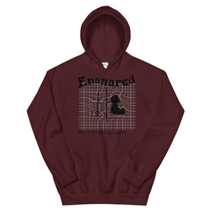 Teddy Snare Unisex Hoodie-Marching Arts Merchandise-Maroon-S-Marching Arts Merchandise
