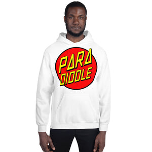 Para Cruz Unisex Hoodie-Marching Arts Merchandise-White-S-Marching Arts Merchandise