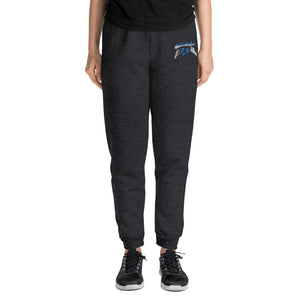 Rifle On Fire Unisex Joggers-Marching Arts Merchandise-Marching Arts Merchandise