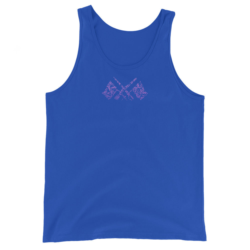 Royal Color Guard Unisex Tank Top-Marching Arts Merchandise-True Royal-XS-Marching Arts Merchandise