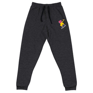 Snare Head Unisex Joggers-Marching Arts Merchandise-Black Heather-S-Marching Arts Merchandise