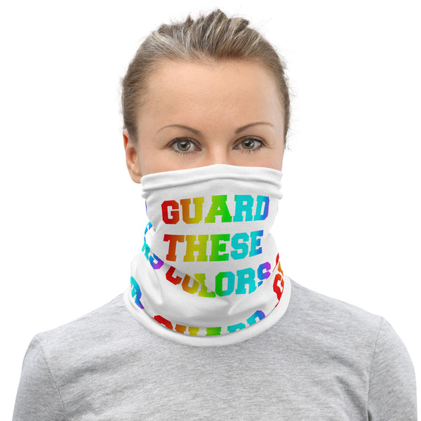 Guard These Colors Neck Gaiter - Marching Arts Merchandise -  - Marching Arts Merchandise - Marching Arts Merchandise - band percussion color guard clothing accessories home goods