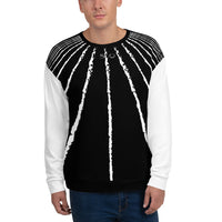 Field Lines All-Over Sweatshirt - Marching Arts Merchandise -  - Marching Arts Merchandise - Marching Arts Merchandise - band percussion color guard clothing accessories home goods