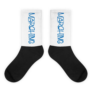 Marching Cartoon Socks-Marching Arts Merchandise-L-Marching Arts Merchandise